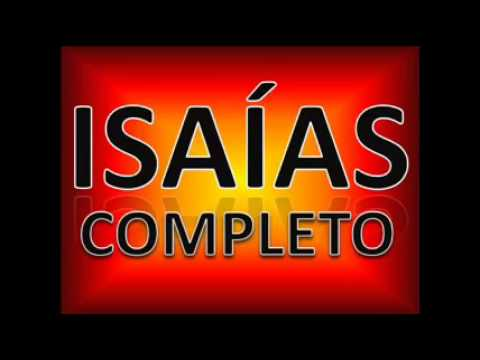 Libro de Isaias COMPLETO   La Biblia Hablada