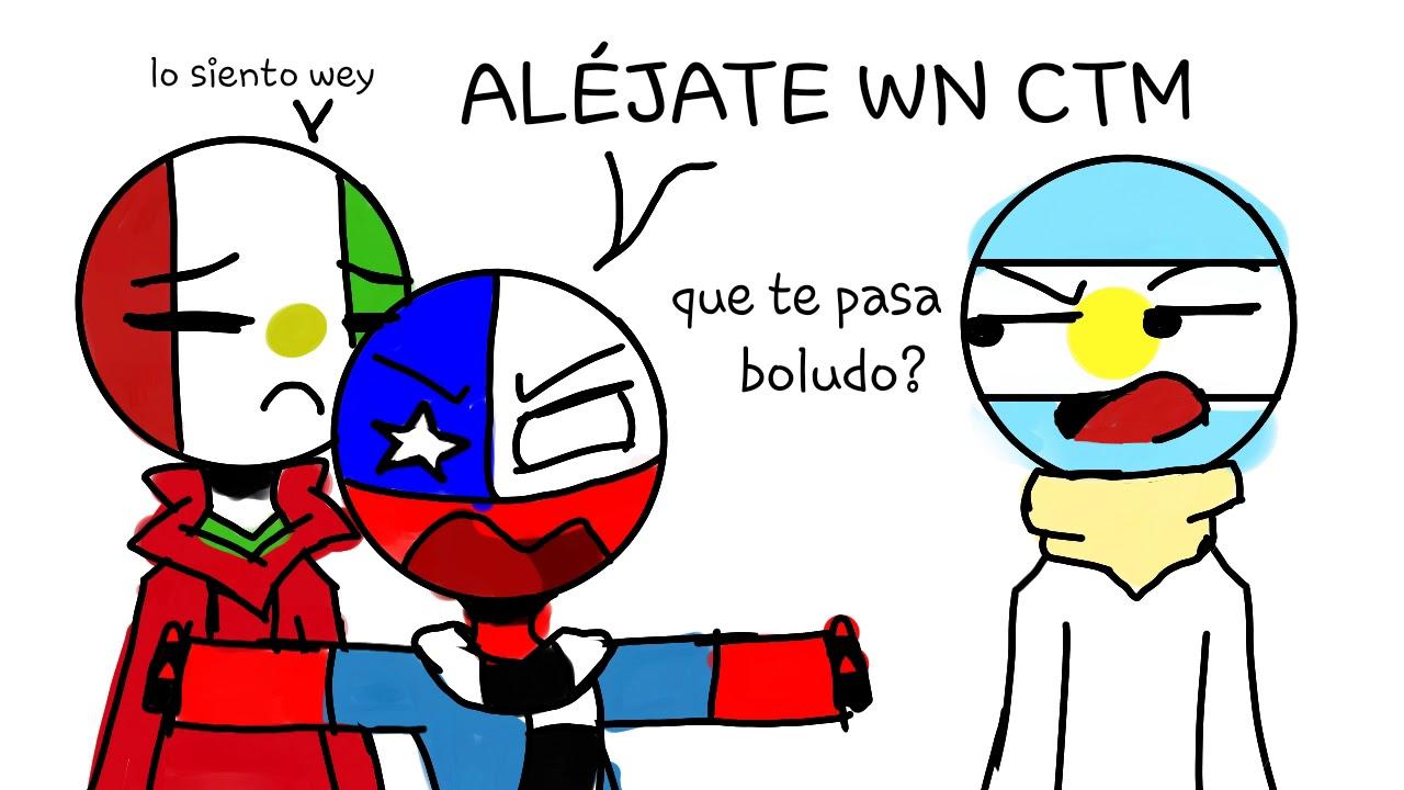 Aie Jwjdkd Meme Mexico X Chile Xdxd