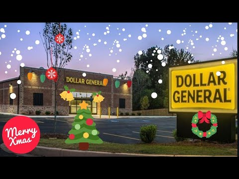 dollargeneral shopwithme christmas