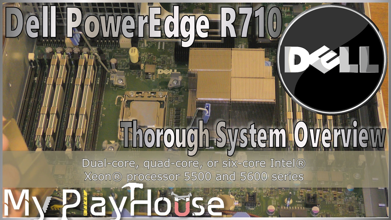 Dell PowerEdge R710 - A Thorough System Overview - 478