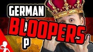 BLOOPERS | German Slang | Letter P