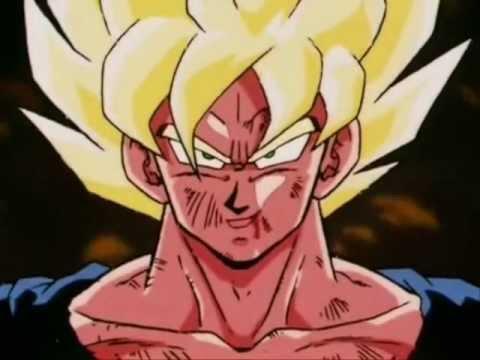 Team Four Star- Goku's Super Saiyan Speech