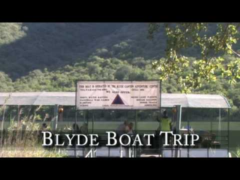Blyde River Boat Trip - Mpumalanga, South Africa