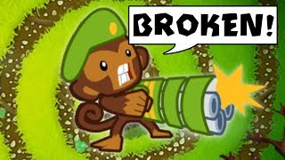 how I won against the most BROKEN strategy in bloons td battles...