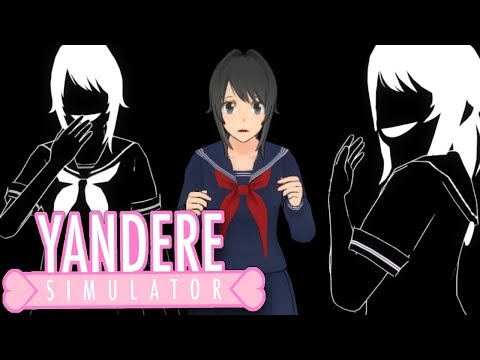 WHAT YAN CHAN SEES WHEN SHE GETS A LITTLE TOO CRAZY | Yandere Simulator