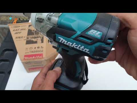 MAKITA TW285D MADE IN JAPAN MỞ BULONG PIN