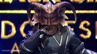 Kaget! Bawain 'Close To You' Dombastin Bikin Panelis Merinding | The Mask Singer S3 Eps. 1 (5/6) GTV