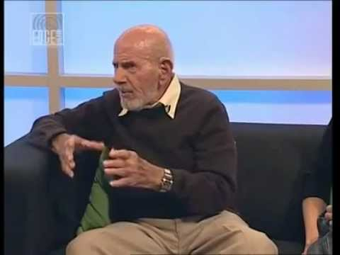 Jacque Fresco and Roxanne Meadows on 'On The Edge, with Theo Chalmers'