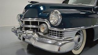 1951 Cadillac Series 62. Part 5. Ile Pali I Jak Szybko Jedzie?