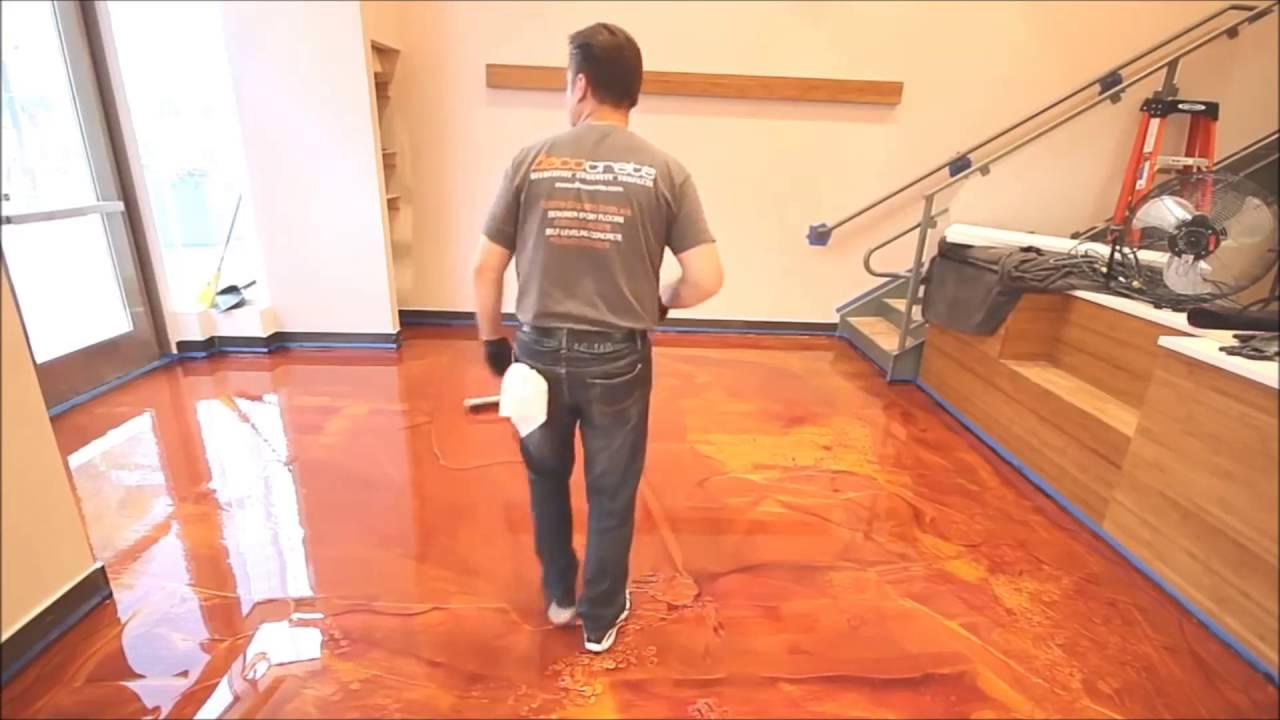 Pisos en 3d porcelanato liquido - Coste de amueblar un piso ...