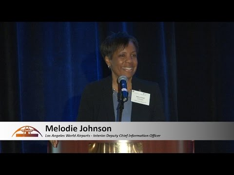 6 - Melodie Johnson - Interim Deputy Chief Information Officer