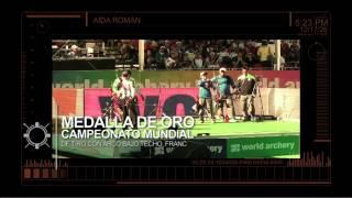 Reconocimientos Deportivos Aída Román