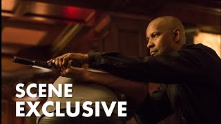 """Equalizer - Scène Exclusive """"5 hommes : 16 secondes"""""""