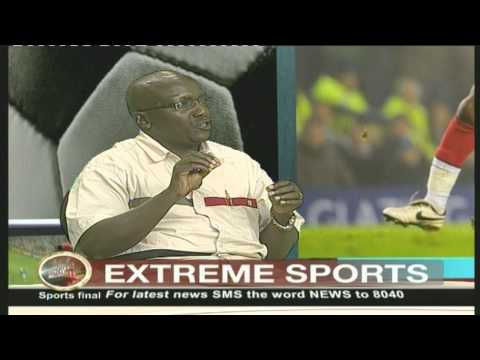 Extreme Sports in Central Kenya