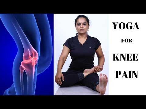 Yoga For Knee Pain Relief/மூட்டு வலி குணமடைய by Dr.Lakshmi Andiappan in Tamil