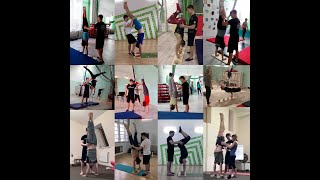 Handbalance MasterClass Moscow 2016