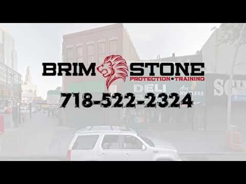 Brimstone protection training..Unarmed security guard training school. Located in Brooklyn N.Y.