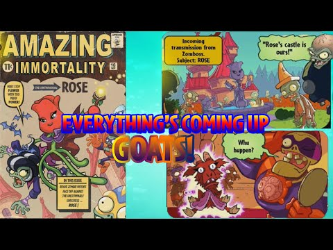 Plants vs. Zombies: Heroes - Zombie Mission 7: Everything's Coming Up Goats