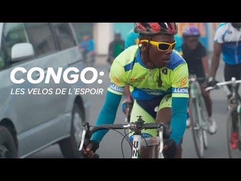 Congo : les vélos de l'espoir