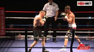 METCALF  V  SHANNON, Liverpool 6th December 2014