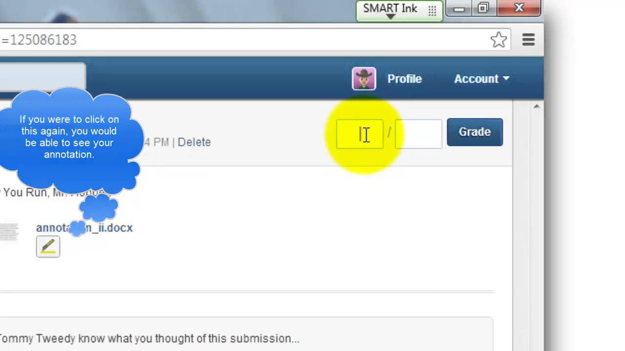 Edmodo: How To Annotate