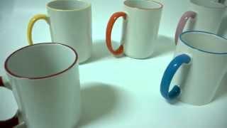 Чашка с цветным ободком и ручкой с изображением. Харьков(, 2014-02-05T16:28:04.000Z)