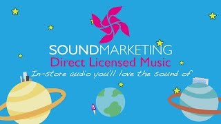 Direct Licensed Music - Instore audio you'll love the sound of!