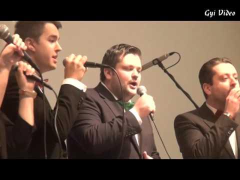 Newbold Church Russian Choir Pr Tompkins four Gospels one voice 19 Dec 2015