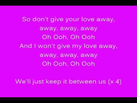 Kelly Rowland - Keep It Between Us (lyrics) mp3