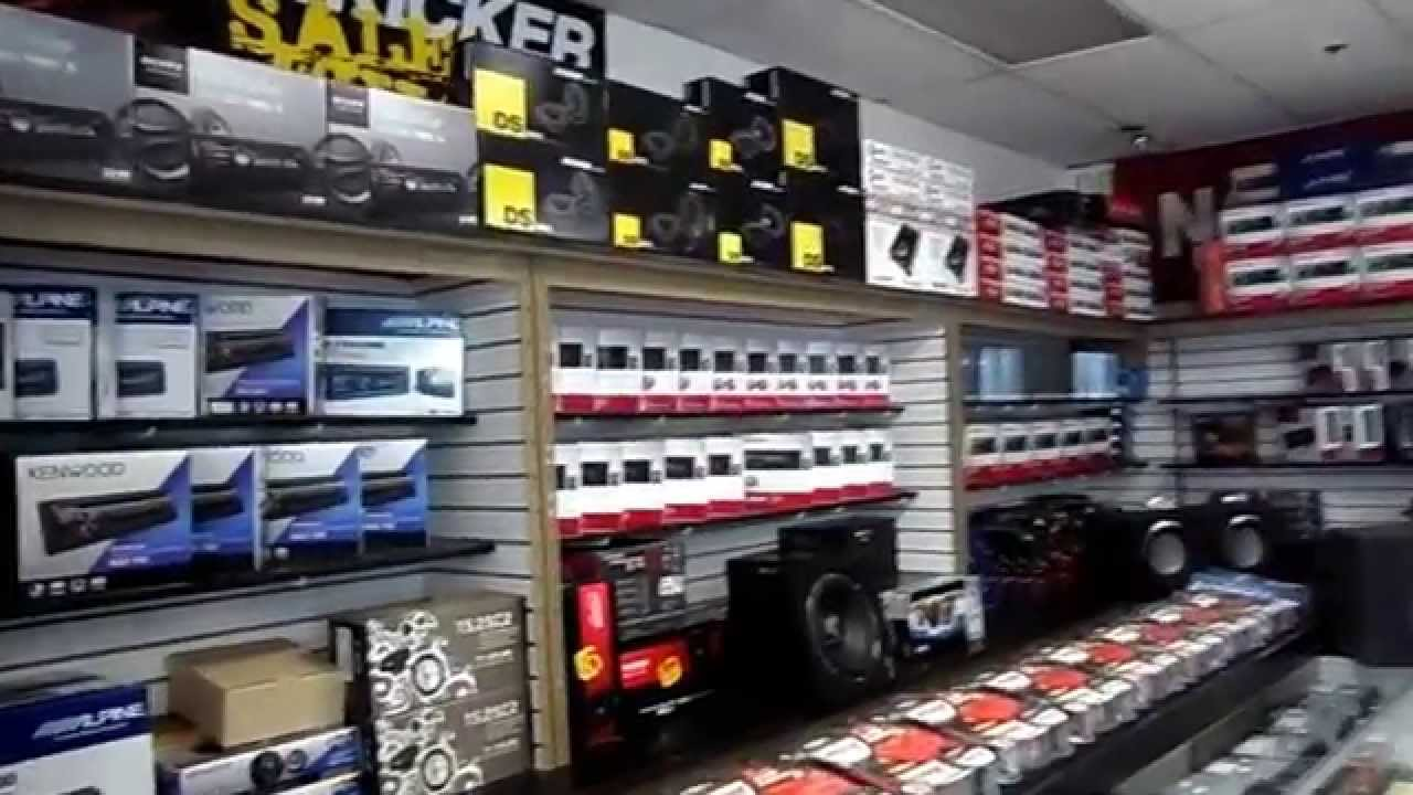 Car Audio Shop >> Car Stereo Audio Shop At Ventura County Oxnard City Stereo 1