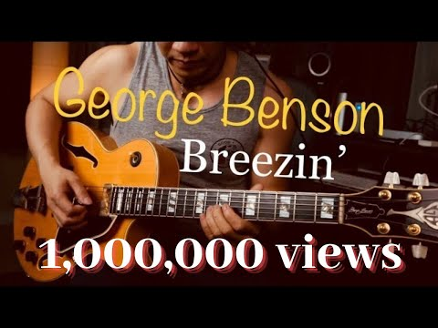 George Benson - Breezin'  - Vinai T cover