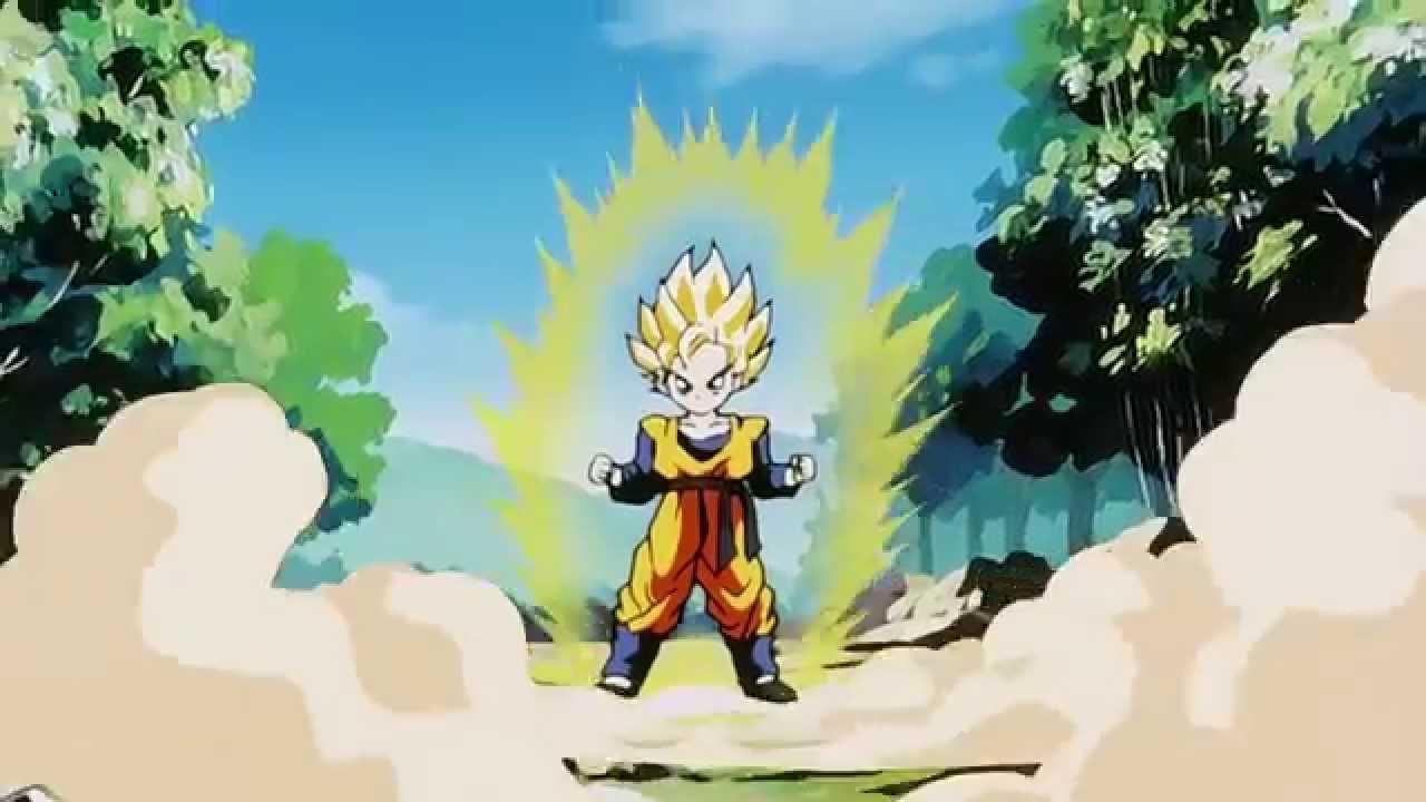 Sangoten entre en scene  Super Scene (1080p) - Dragon Ball Z