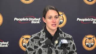 Highlight | QU Women's Hockey vs. Princeton (12/1/18)