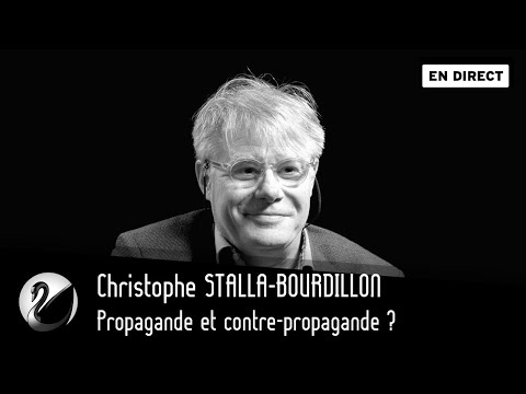 Christophe Stalla-Bourdillon, Propagande et contre-propagande, 2019