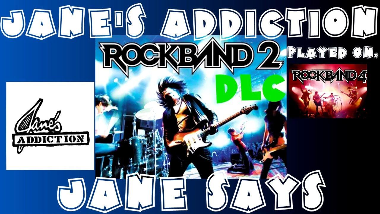 Jane Rockband