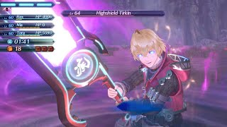 Xenoblade Chronicles 2 - Shulk Level 4 Special - Monado Unbound