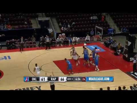 Fred VanVleet & Bruno Caboclo vs. Oklahoma City Blue December 16 2016