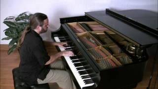 "Beethoven: ""Moonlight"" Sonata, 1st movt. 月光ソナタ 1 楽章 | Cory Hall, pianist-composer"