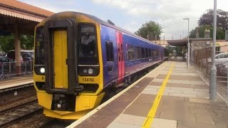 Trains at Yatton (KTV Series 5 Video 15) - 21/7/15