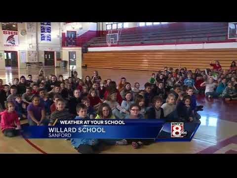 Weather At Your School: Willard School