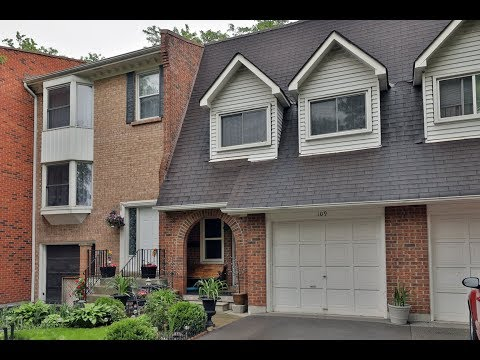 Mississauga Real Estate – 333 Meadows Blvd., Unit 109, Mississauga, ON – SOLD!