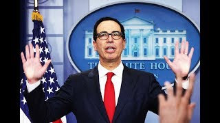 Mnuchin: It's Very Hard Not To Give Tax Cuts To The Wealthy