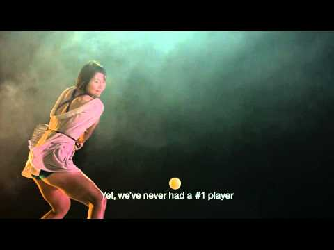 Li Na: Strong is Beautiful