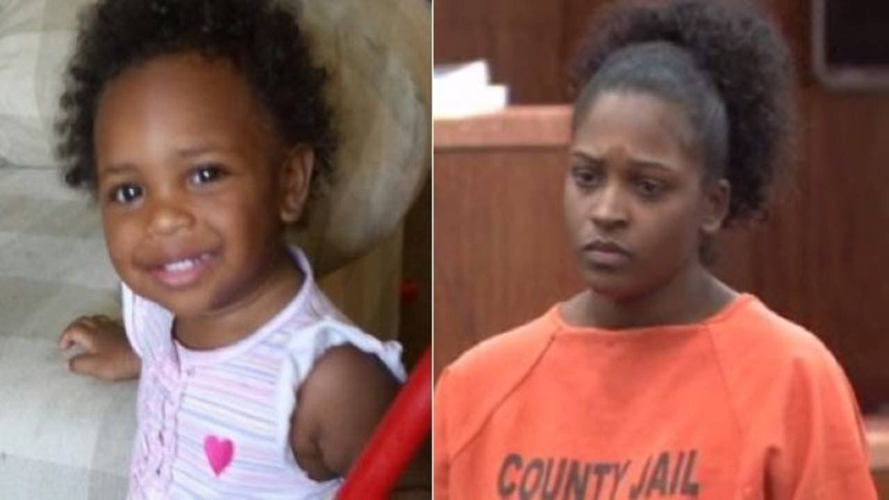 Mother of baby who burned to death in oven appears before judge
