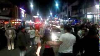 Hindley Street All In Brawl