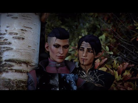 Nehnis Lavellan - Cassandra Romance | Dragon Age Inquisition