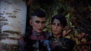 Nehnis Lavellan - Cassandra Romance | Dragon Age Inquisition