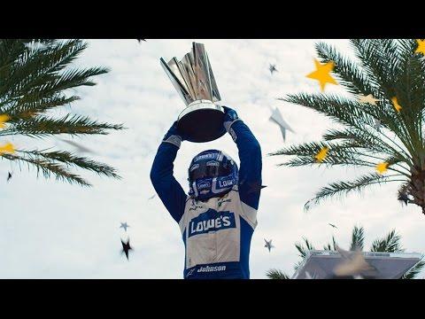 2016 NASCAR Sprint Cup Champion –  Jimmie Johnson