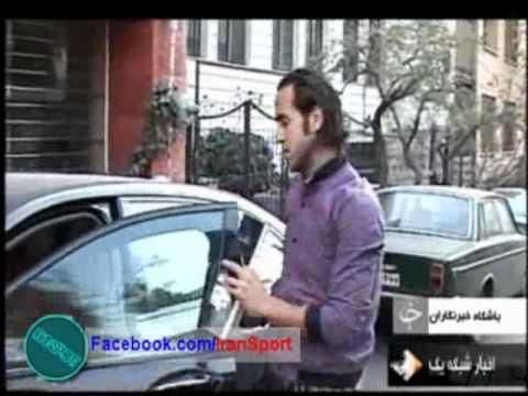 انتقاد شدید صدا و سیما از علی کریمی| Ali Karimi