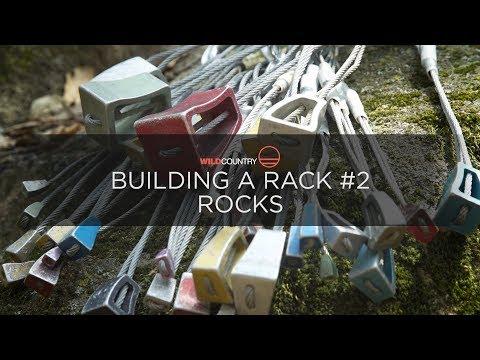 Building A Climbing Rack - Step 2 - Rocks